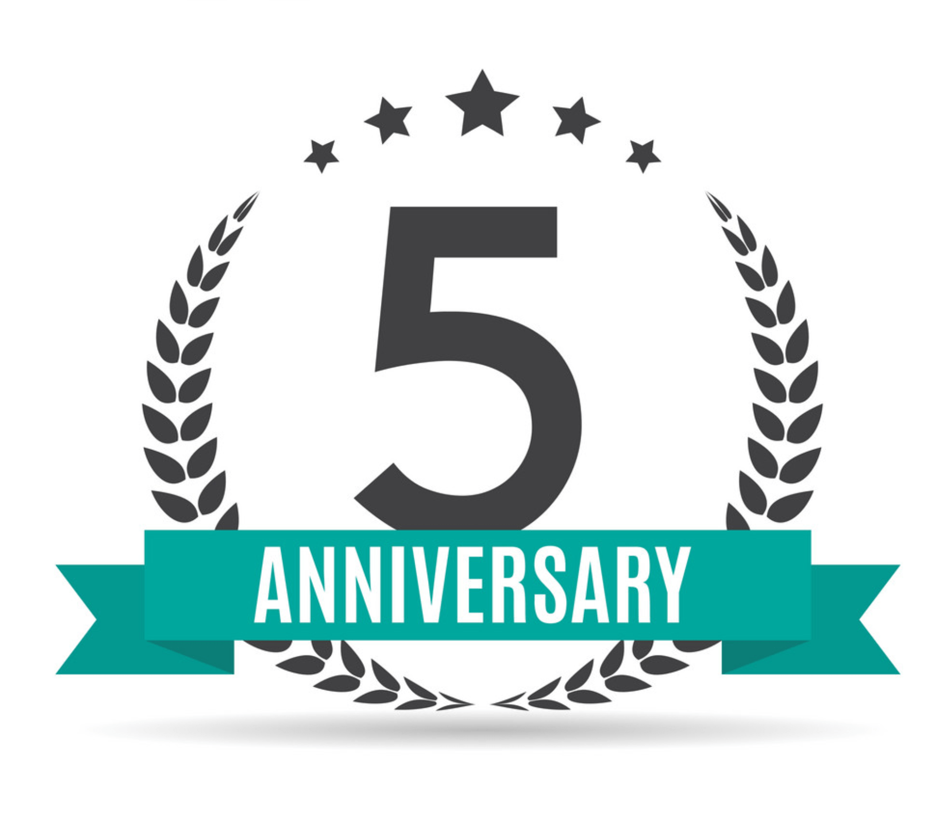 5 years of Association